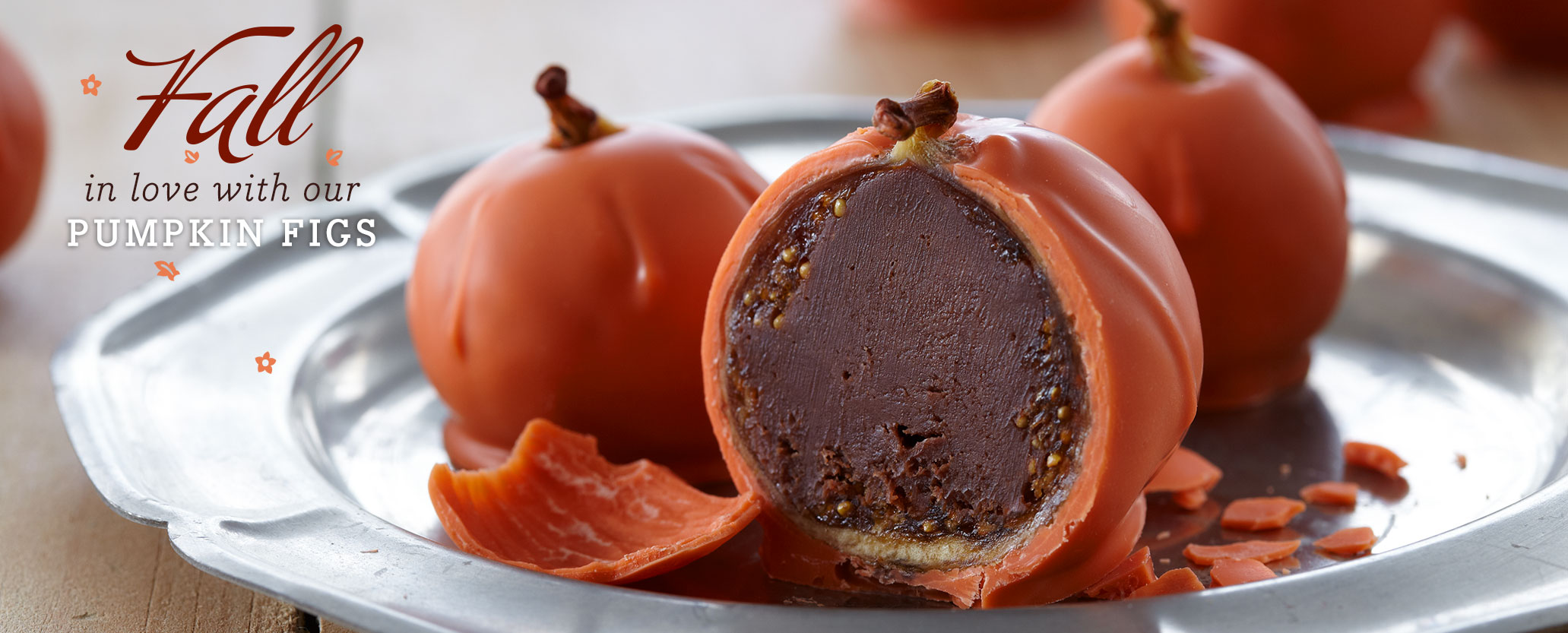 Fall in Love with Our Pumpkin Figs!