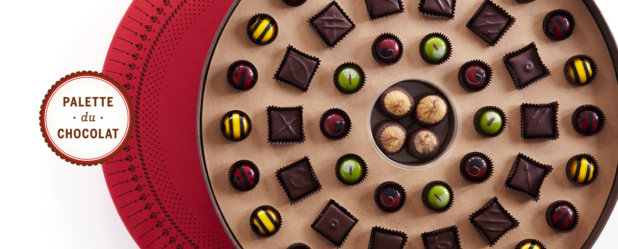 Palette du Chocolat