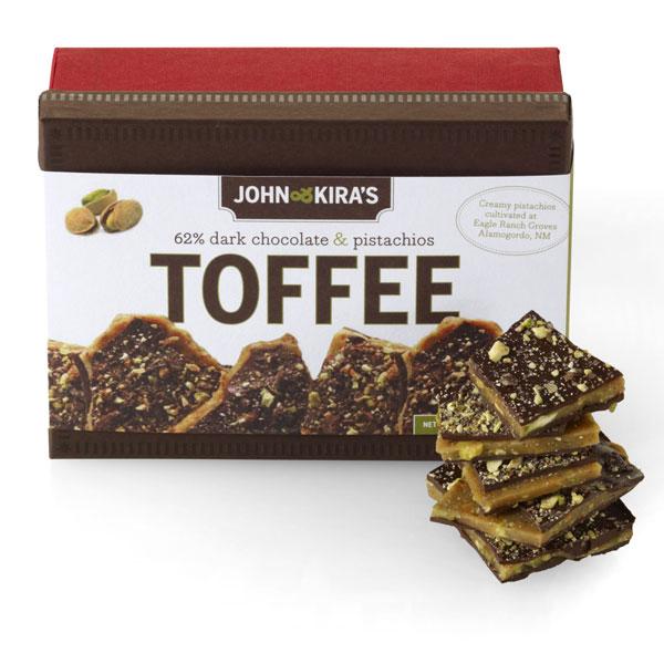 Pistachio Toffee