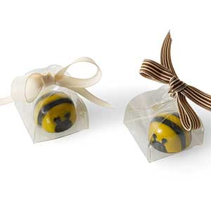 Chocolate Bee Favor 1pc: Choice