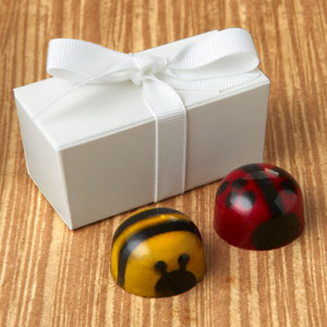 Bee My Lovebug Favor 2pc: Choice