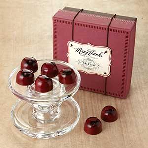Chocolate Cherries 9pc - Business