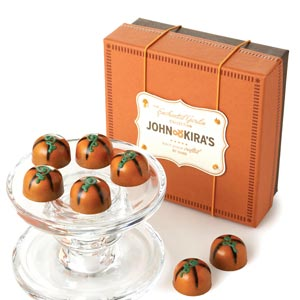 Chocolate Pumpkins 9pc