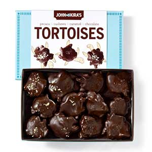 Chocolate Tortoises 12pc - Business