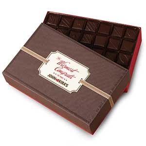 Every Flavor Chocolates 56pc - Congratulations