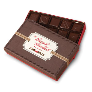 Every Flavor Chocolates 15pc - Hanukkah Box
