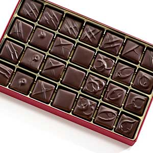 Every Flavor Chocolates 28pc