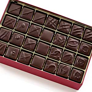 Every Flavor Chocolates 56pc