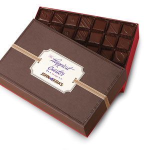 Every Flavor Chocolates 56pc - Happy Easter