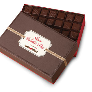 Every Flavor Chocolates 56pc - Valentine's Day