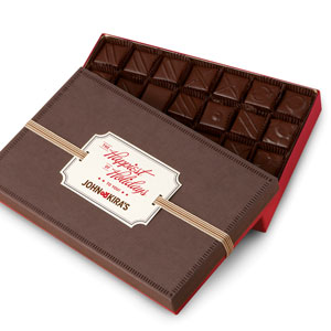 Every Flavor Chocolates 28pc - Happiest of Holidays