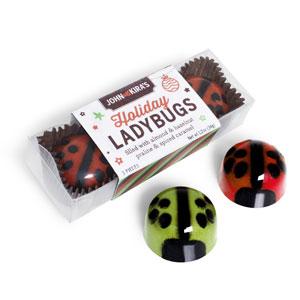 Holiday Ladybugs 3pc