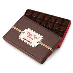 Every Flavor Chocolates 28pc - Thank You