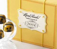 Chocolate Bees - Business 9pc