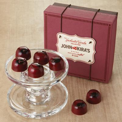 Chocolate Cherries - Business 9pc