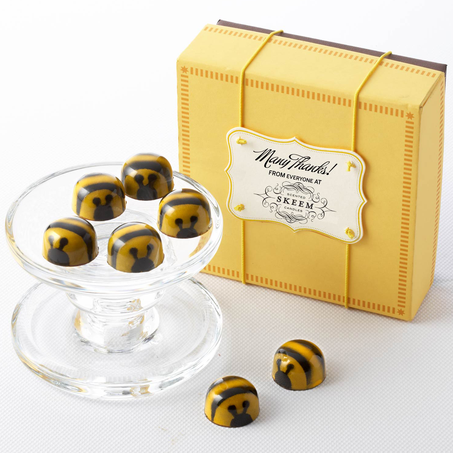 Chocolate Bees - Business 16pc