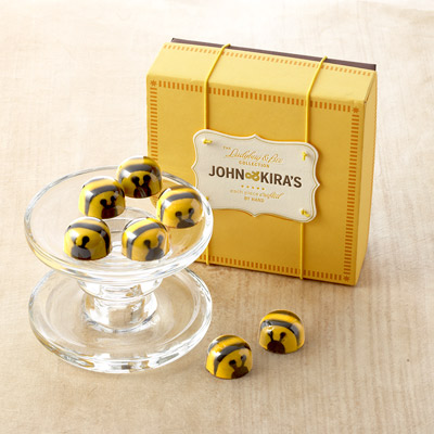 Chocolate Bees 9 pc- Birthday