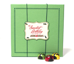 Chocolate Ladybug Medley 9pc- Birthday