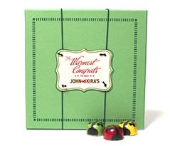 Chocolate Ladybug Medley 9pc- Congrats