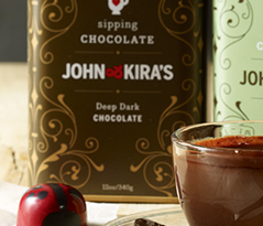 Dark Sipping Chocolate