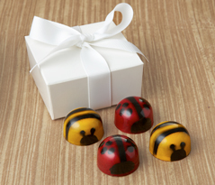  Bee My Lovebug Favor 4pc: Choice