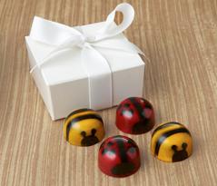 Bee My Lovebug Favor 4pc: Choice