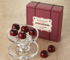 Chocolate Cherries 9pc