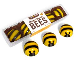 Caramel Bees 5pc