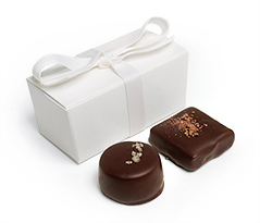 Caramel Favor 2pc: Choice