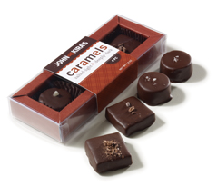 4pc Caramel Box