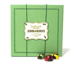 Chocolate Ladybug Medley 16pc
