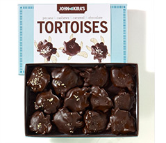 Chocolate Tortoises - Business 12pc